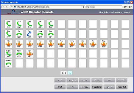 ptt console screen shot